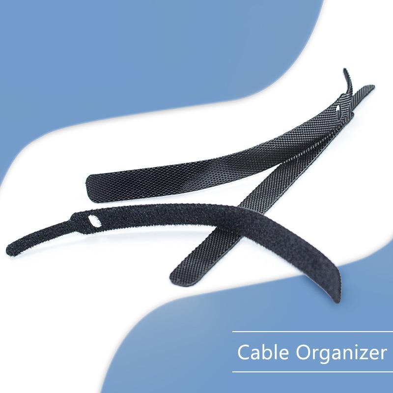 Кабельный организатор намотки проволоки держатель кабеля галстук