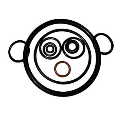 100 шт. Наружный диаметр: 50/52/54/56/58/60/63/64/66/70/75x2 мм dingqing уплотнительное кольцо