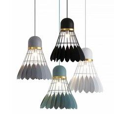 Lampa do badmintona żyrandol minimalistyczny nowoczesny LED prosta lampa do restauracji lampa do jadalni osobowość twórcza Bar study sypialnia Wiszące lampki    -