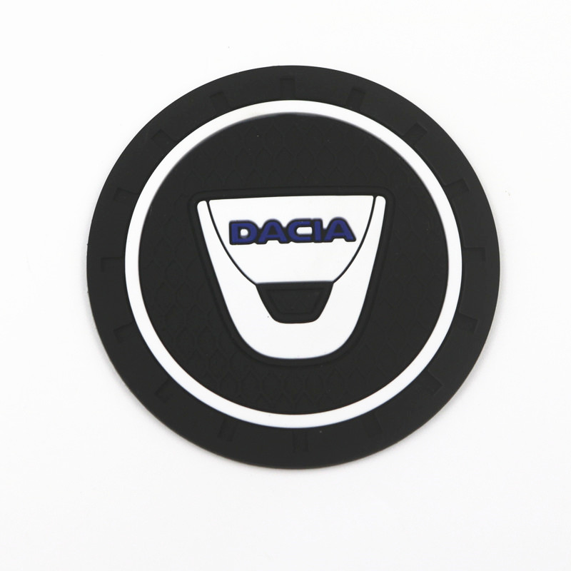 Image 5 - 2 шт. Автомобильный держатель для бутылки с водой Противоскользящий коврик из силикагеля для Dacia Lodgy 2 Mcv Sandero Duster Logan SanderoCar Styling-in Держатели налоговых уведомлений для авто from Автомобили и мотоциклы