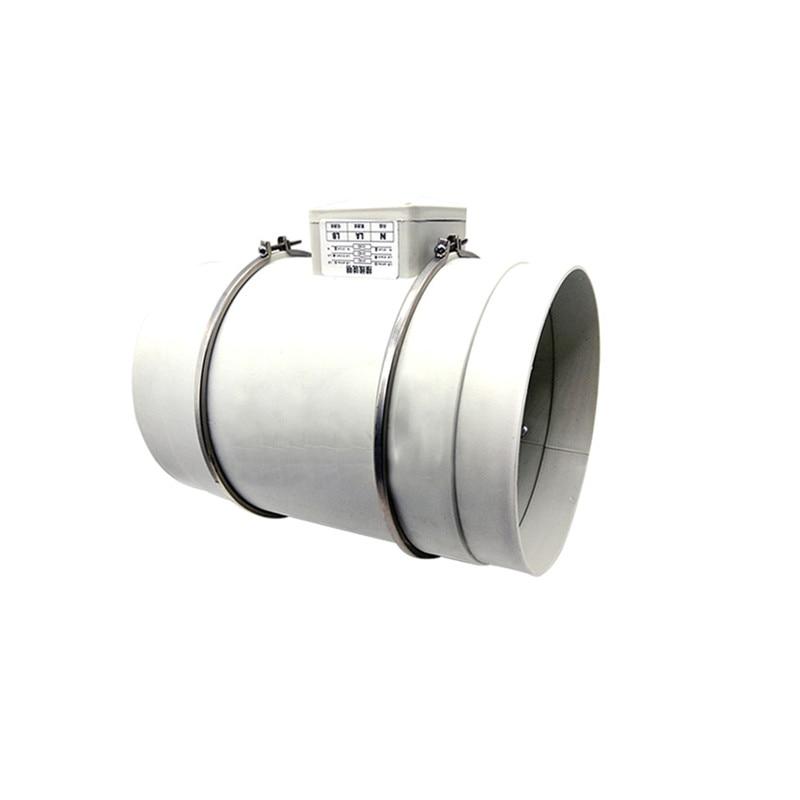 10 Extractor fan duct inline extraction exhaust ventilation fan air blower window ventilator vent for kitchen bathrooms bedroom