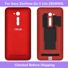 Asus ZB500KG Battery Housing Cover Back door Case For Asus Zenfone Go 5 Lite ZB500KG Housing Cover Case For Zenfone ZB500KG Case