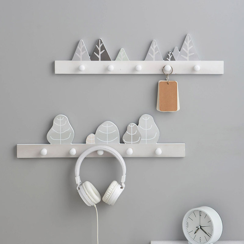 Kids Room Hooks Decorative Hooks For Children Room Nordic Hooks Hangers Home Decorations  Children Wall Hooks Decoration