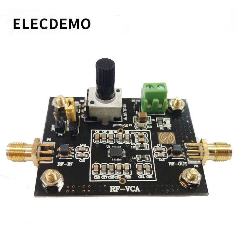 ADL5330 Module Wideband Voltage Variable Gain Amplifier Module 20dB Gain High Linear Output Power Function Demo Board