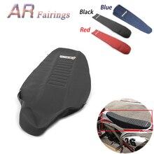 Gripper Soft Seat Cover For Kawasaki KXF250 Honda CRF 250 450 CRF250R CRF450R Yamaha YZF250 KTM SX SXF EXC 125 250 300