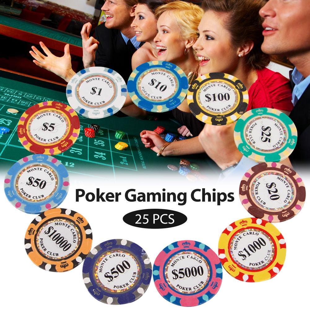 25pcs-font-b-poker-b-font-chips-14g-set-clay-casino-coins-40mm-coin-font-b-poker-b-font-chips-entertainment-phnom-penh-chips-table-game