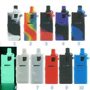 Vape-Kit-Case Electronic-Cigarette-Products Smoant Pasito Silicone-Case Protective