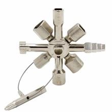 Key Cabinets Bleed-Radiators Plumber-Keys Electric-Meter Triangle Utility Universal 10-Way-Service