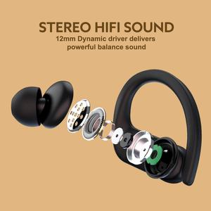 Image 4 - 2020 NEWEST QCY T6 True Wireless Earphones Sport Bluetooth  Headphone Stereo Hifi Sound With Exclusive APP Available