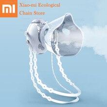 Xiaomi HiPee Head-Mounted Ultrasonic Inhale Nebulizer Portable Atomizer Silent Inhaler Nebuliser Inhalator For Kids Nebulizador