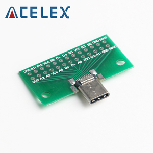 Type-C Male to Female USB 3.1