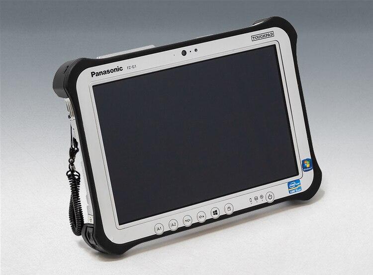 2021 de segunda mão panasonic FZ-G1 i5 4310u 4g ips tela com 512g ssd escrita com tela sensível ao toque tablet áspero ao ar livre