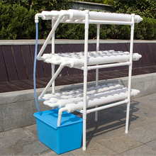 110 V/220 V гидропонного выращивания посадка на балконе стеллаж для выставки товаров экологически чистый дом балкон гидропонная, для растений машина