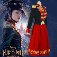 The Nutcracker And The Four Realms Clara Cosplay Costume Halloween Carnival Costume Custom Made the touhou project yukari yakumo cosplay costume halloween luxury party dress custom made