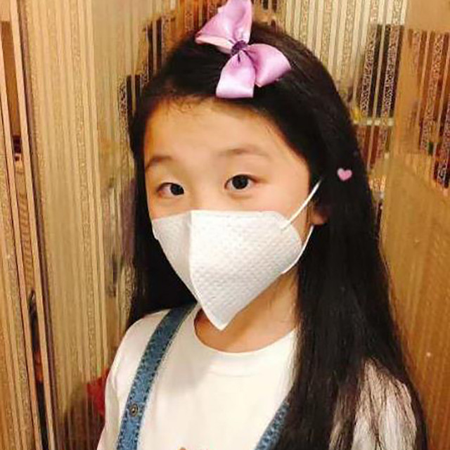 Non-woven Protective Face Mask Anti-flu Anti-dust Standard Proof Safety Shield Fast Shipping 5