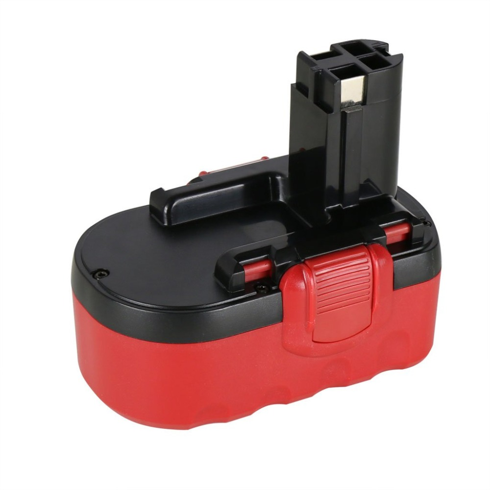 <font><b>Bosch</b></font> <font><b>18v</b></font> 3.0Ah/3000mAh NI-MH <font><b>Battery</b></font> Replacement Power Tool for BAT025 BAT026 BAT160 BAT180 BAT181 BAT189 Cordless Tools image
