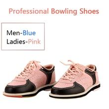 Bowling Shoes Unisex Microfiber Sole Bowling Shoes Couple Casual Sports Shoes Baseball Shoes