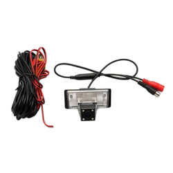 Specjalna tylna kamera cofania CCD kamera wsteczna Parking dla nissan teana/SYLPHY/TIIDA w Kamery pojazdowe od Samochody i motocykle na