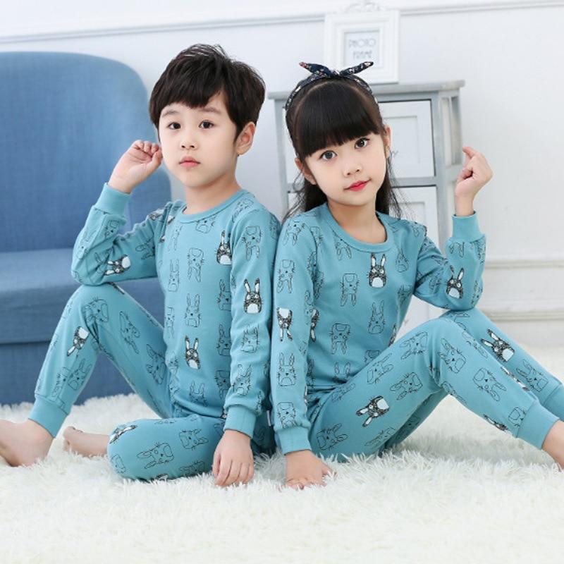 Children   Pajamas   Boys Totoro Cotton Clothes Pants   Set   Cartoon Sleepwear Kids   Pajamas   For Girls Toddler Baby Outfits Child Pyjama