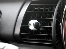 Air Outlet Control Button Cap Cover Trim for Mini Cooper F series Clubman Hatchback Covertible Countryman F54 F55 F56 F57 F60 2pcs door handles abs cover cap trim for mini cooper f series f56 hatchback f57 covertible fashion car stickers decals 2b type