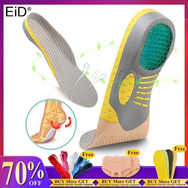 EiD PVC ortopedik tabanlık ortez düz ayak sağlık taban pedi ayakkabı eklemek için için Arch destek pedi plantar fasiit ayak bakım