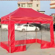Waterproof Gazebos Tents Garden Canopy Outdoor Sun Protection Folding Tent Rain Cloth Shelter Cover Tent Accessories Dropship 20(China)
