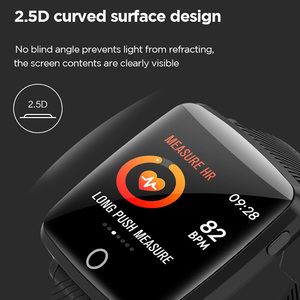 Image 4 - Lenovo HW25P Smartwatch צמיד 1.3 אינץ 2.5D מסך IPS צבעוני תצוגת Bluetooth ספורט קצב לב צג IP68 חכם שעון