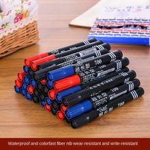 5 шт фоторучка жирная водонепроницаемая черная ручка для маркеров