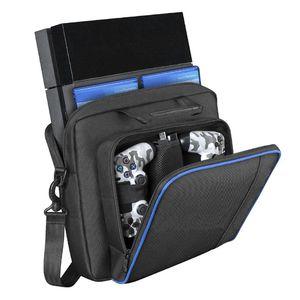 Image 3 - Наплечная Сумка для игровых консолей PS4, чехол для переноски Playstation 4, аксессуары для PS4 Q81F