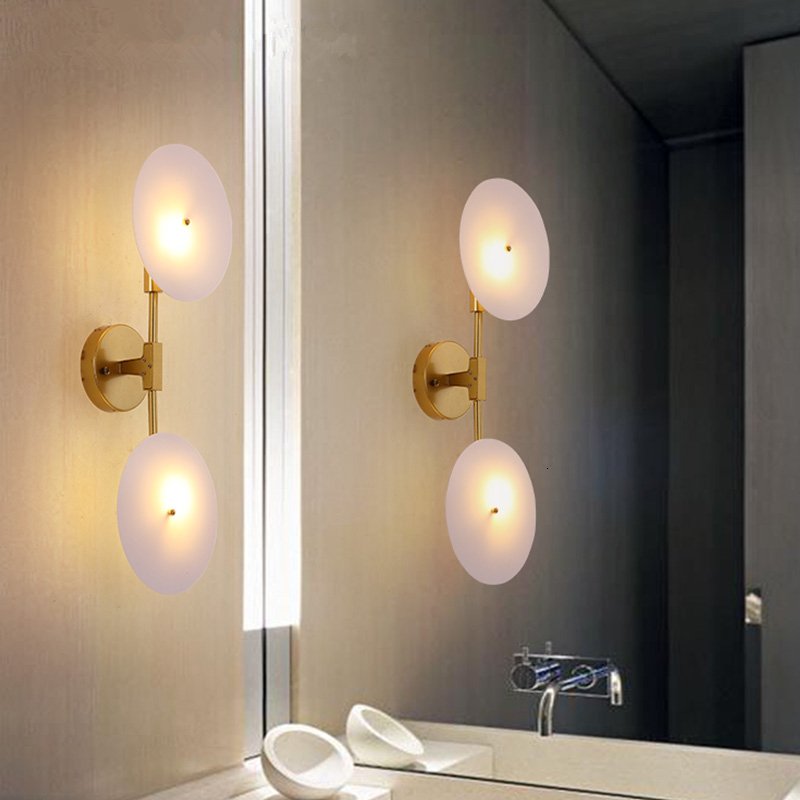 New Modern Creative Wall Lamp For Bedroom Stair Shop Luminaire Applique Lampara De Pared lustre led|Wall Lamps| |  - title=