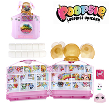 Mga Poopsie Fart Jacobs Store Slime Rainbow Crystal Clay Daisy Collection Display Box Birthday Surprise Gift for Girls