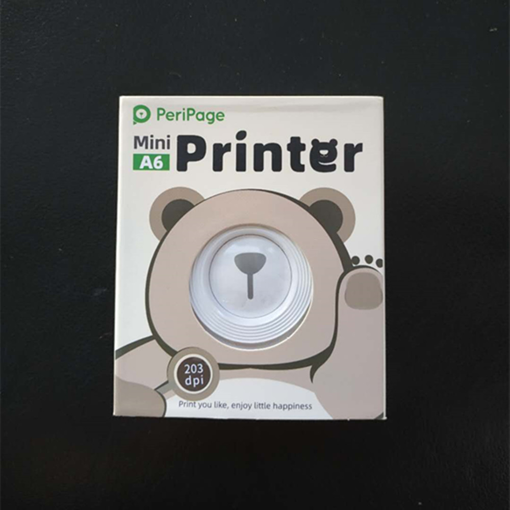 new arrival packing for peripage printer