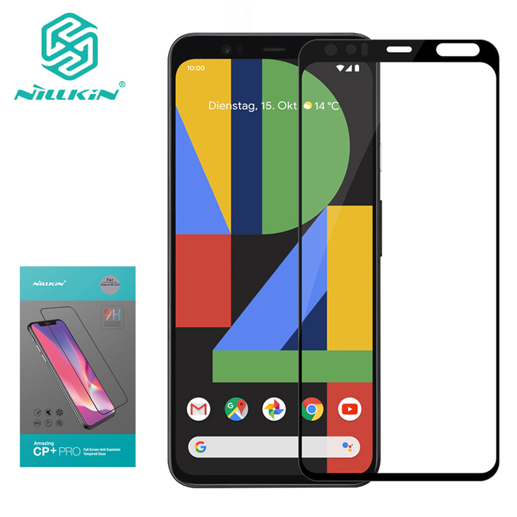Tempered Glass For Google Pixel 4 Nillkin CP+Pro Anti-Explosion Full Coverage Screen Protector Film For Google Pixel 4 XL image