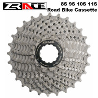 ZRACE Bicycle Cassette 9S 10S 11 Speed Road / MTB freewheel 11-25T / 32T / 34T / 36T  Compatible for Ultegra 105 R8000 R70000