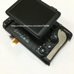 Image 3 - Repair Parts For Nikon D850 Rear Case Back Cover Assy With LCD Display Screen Unit and Hinge Flex Cable