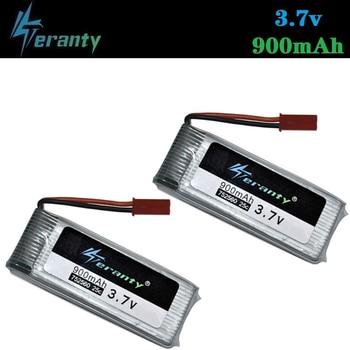 Batería de 3,7 V para Drones con control remoto batería de recambio para Drones X5, X5C, X5SC, 900, 752560 W, A6, A6W, M68, 8807 V, 8807 mah, 2 uds.