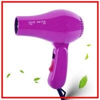 Dobrável portátil mini secador de cabelo 850 w viajante secador de cabelo compacto ventilador de energia plugue da ue 220 v Secadores de cabelo     -