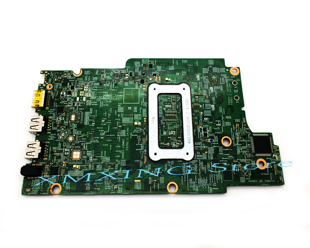 FULCOL For DELL INSPIRON 5368 5568 5378 7378 Laptop Motherboard I5-7200U CPU CN-0PG0MH 0PG0MH PG0MH Tested 100% work 2