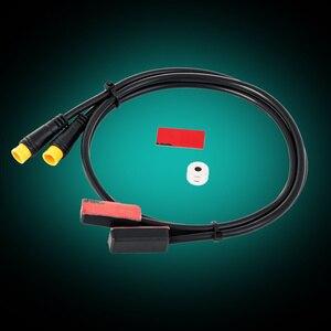 Image 4 - Metà Del Motore di Azionamento del Freno Sensore di BAFANGE BBS02 BBS01 BBSHD E lectric Kit bicicletta leva del freno