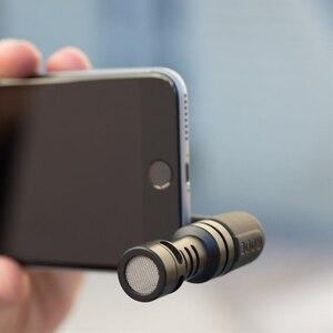 Image 5 - Rode VideoMic Me 용 iPhone 6s 6 plus 스마트 폰 레코더 마이크 용 소형 미니 지향성 마이크
