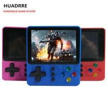 Consola de juegos de mano HUADRRE Retro integrada en 500 juegos clásicos Mini portátil de bolsillo para niños regalos