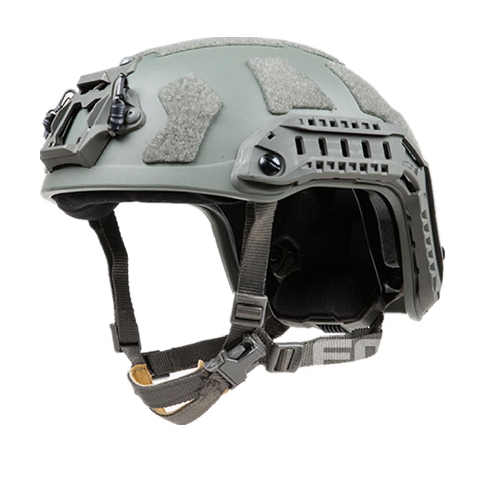 Tactical Skirmish Caiman Ballistic Helmet DE Outdoor Sport Climbing SF SUPER HIGH CUT HELMET B TB1315A