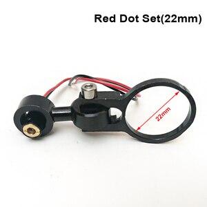Модуль диода с красной точкой, устройство позиционирования 5 в постоянного тока для DIY Co2 лазерной гравировки резки K40 3020 3050 4060 штамп гравер р...