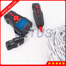 NF-8601Multi-functional portable network cable tester & wire tracker For tester RJ45, RJ11, BNC, PING/POE стоимость