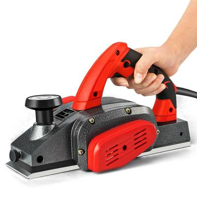 Woodworking Portable Electric Planer Electric Plane Planer Household Multifunctional Woodworking Planer Cutting Board