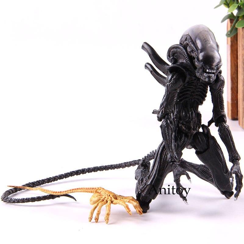 Alien SP 108 Alien vs Hunter Legend Creation Takayuki Takeya Ver. Action Figure PVC Collectible Model ToyAction & Toy Figures   -
