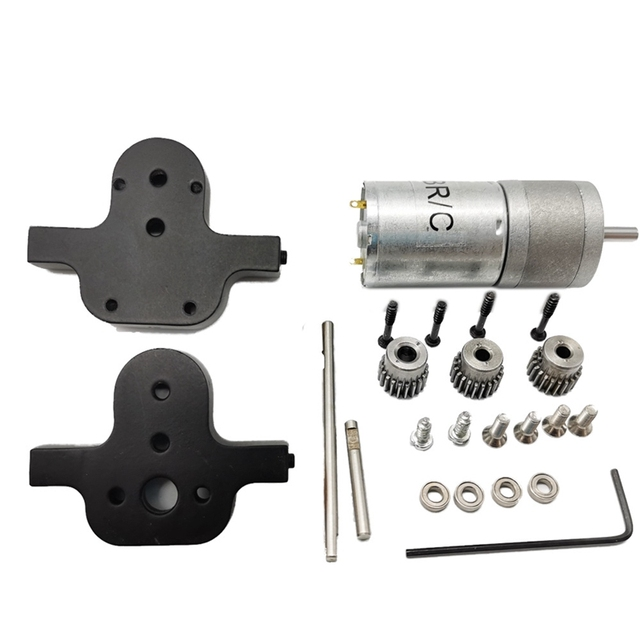 Details about  /11T 22T Steel Pinion Motor Gear For WPL B14 Car