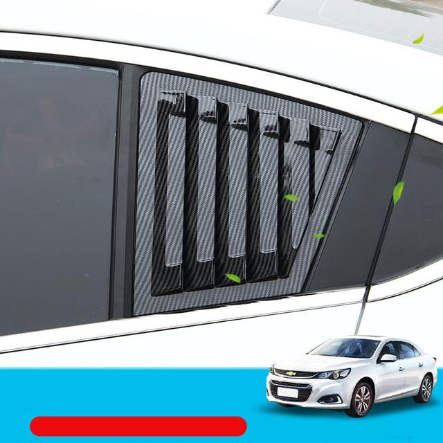 Samochodowe Exterior Decoration Accessories Car Sticker Window 2016 2017 2018 2019 FOR Chevrolet Cavalier Cruze Malibu XL 3