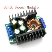 調整可能な電源モジュールDC DC cc cv降圧コンバータ降圧電源モジュール7 32に0.8 28v 12A 300ワット