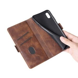 Image 5 - Zakelijke Lederen Magnetische Flip Case Voor Blackview S8 A80 Pro A7 Pro A60 Pro A60 Card Slot Telefoon Gevallen Cover funda Coque